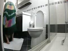 Mature toilet p