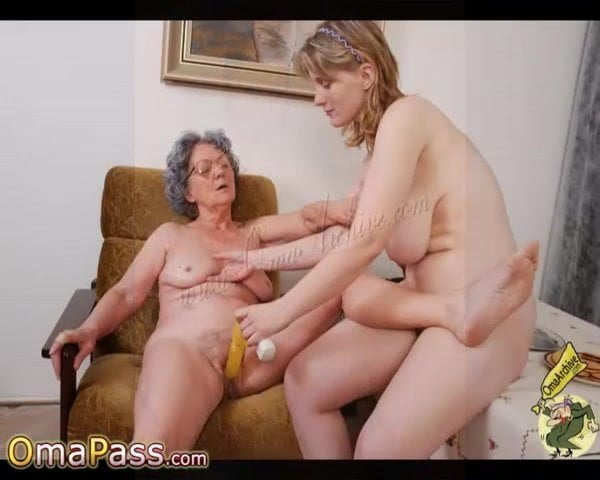 Granny aloha Sofia Vergara,