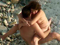 Seks na plaży. Radosny sex.avi