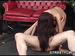 sessantanove posizioni durante il casting di StreetFlings