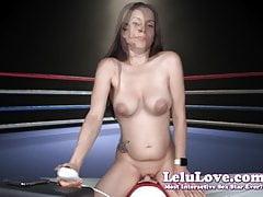 Lelu Love-Challenge Quante volte puoi spremere