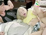 old man fuck blonde stepdaughter