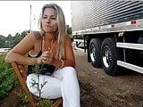 Esposa gostosa  de carreteiro