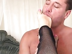 My Malkova Foot job su Danny Mountain