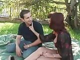 A Guy Fucks A MILF In The Park