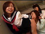 Asian Teacher Addicted to Schoolgirl Ass & Feet