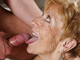 Oldyoung Grannies Hungry video: Malya still hungry for younger dick