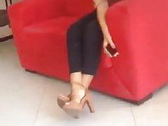 High Heel, der brasilianische Cutie ausspioniert