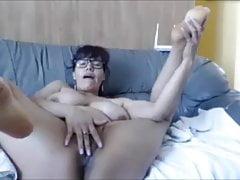 Amateur big tits lesben fick strapon und spritzen