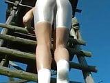 climbing in white spandex part 1 hd 790 pt justporn tv