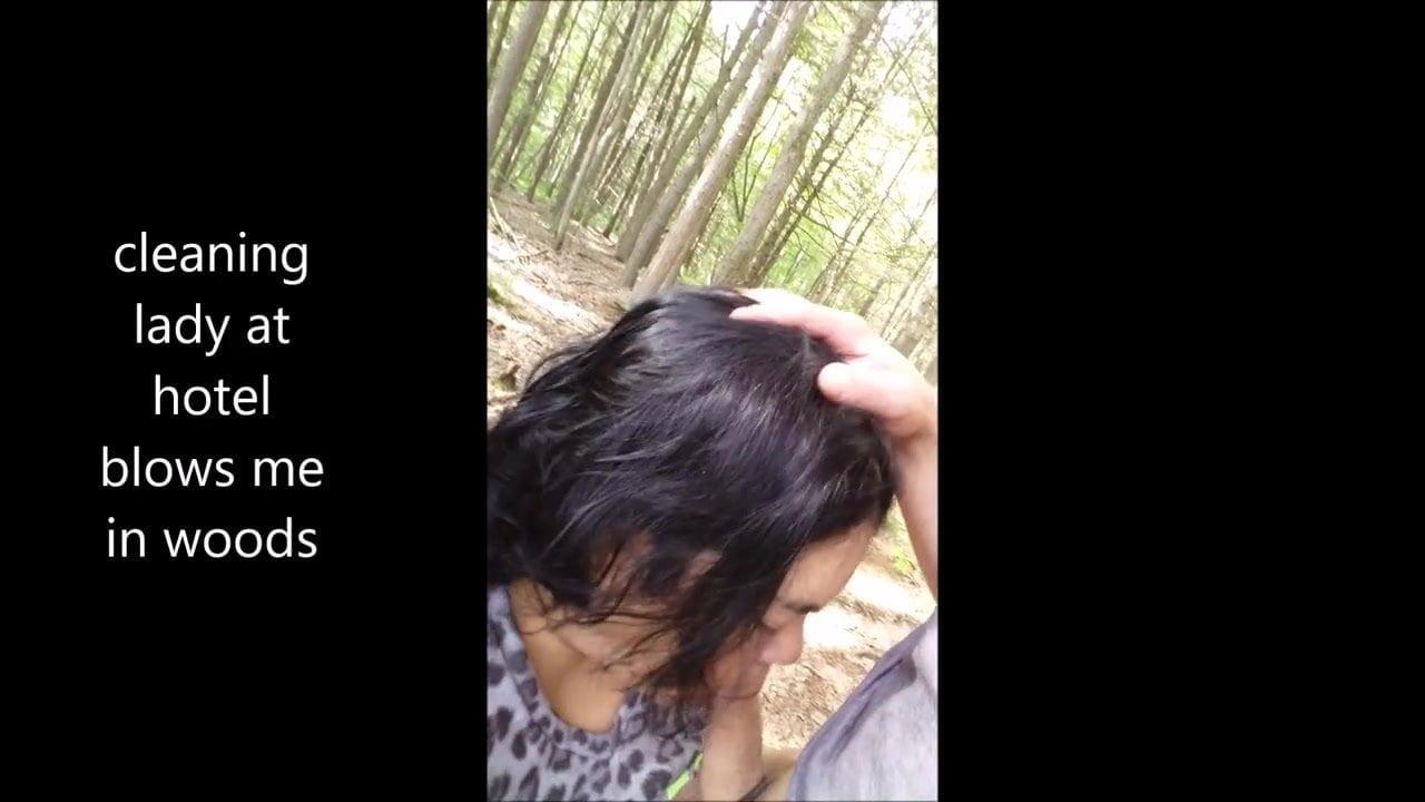 Amateur Curly Hair Latina