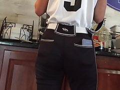 Baseball Teen Tight Uniform Ass