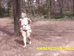 Amber non poteva aspettare.
