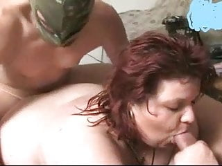 Gangbang Vintage Bbw video: anyone know where the rest is
