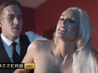 Big Cock Big Tits Handjob video: Big Wet Butts - Blanche Bradburry Danny D - First Class Ass