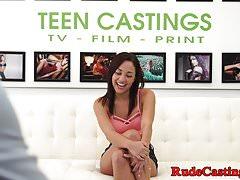 Casting teen ottiene doggystyle pestate