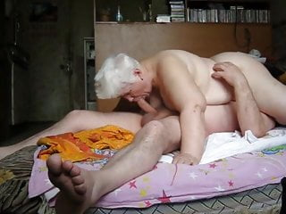 Russian Blowjob video: How it is done in Russia. Grandma Lida and Grandpa Vitya
