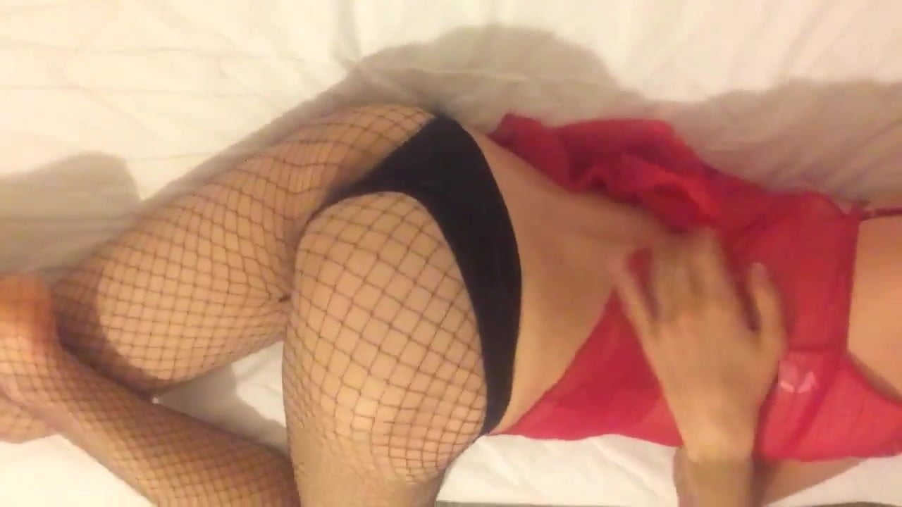 fishnet stocking is my new favourite.
