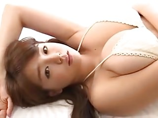 Big Boobs Asian movie: Ai Shinozaki - Hot Japanese Girl in Lingerie