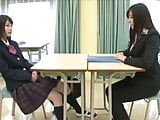 Little Asian Schoolgirl Thoroughly Dominates LesbianTeacher