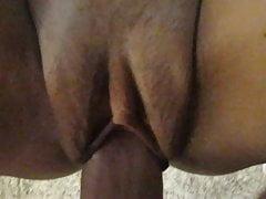 Mężulek Fucks My Shave Pussy