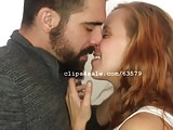 Casey and Aaron Kissing Part2 Video1