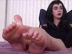 Bei piedi sagomati