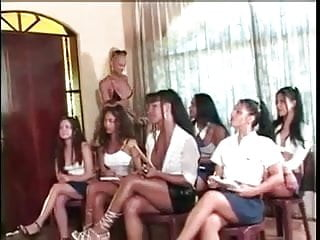 Shemale Fucks Shemale Shemale Ladyboy Shemale Big Cock Shemale video: T-girls and Girls go to a ladies school