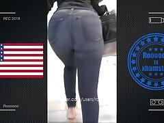 schöne Teenager - Jeans Beute (2018) -USA