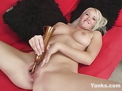 Yanks Blonde Anna Cumming
