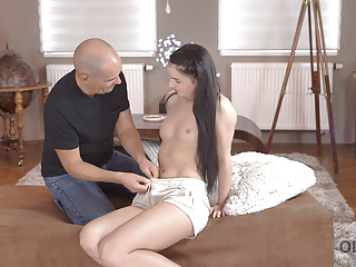 Blowjob Mature European video: VIP4K. Kittina Ivory is happy to spend naughty vacations
