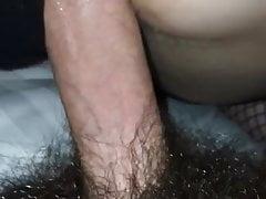 Żona dziwka bierze penisa
