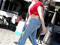 Voyeur Mexicanas en Jeans 2