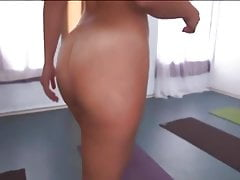 Kelsi Ass Tease