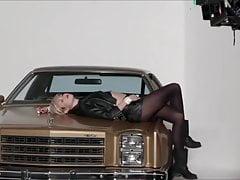 Miley Cyrus Pantyhose fetish