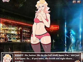 My Sex Games video: My Wendy Christmas