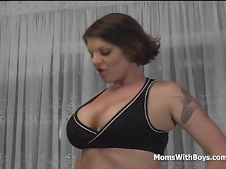 .Mature Kayla Quinn Sex With Trainer.