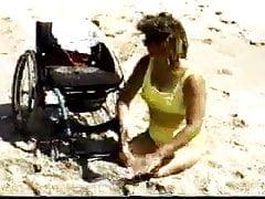 Jill Dak en el mar