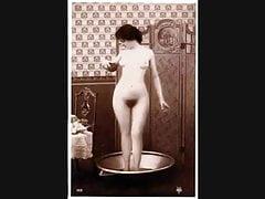 Viktorianische erotische Postkarten