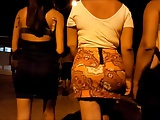 CARNAVAL 3 Rabuda de saia rebolando  gostoso