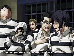 Prison School (Kangoku Gakuen) anime bez cenzury # 10 (2015)