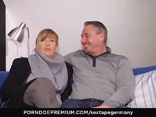 Matures German Blondes video: SEXTAPE GERMANY - Chubby German mature gives head