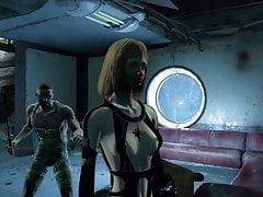 Kara za pałkę Fallout 4