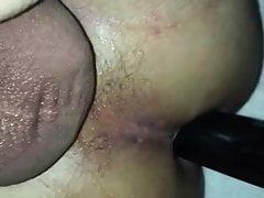 Moglie scopa il marito con strapon duro