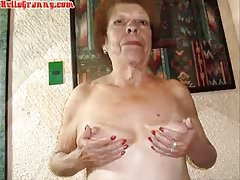 Collezioni HelloGrannY Extremely Hairy Matures