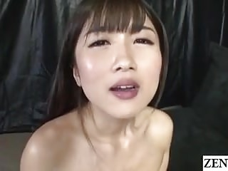 jav legend hibiki otsuki blowjob with cum swallowing
