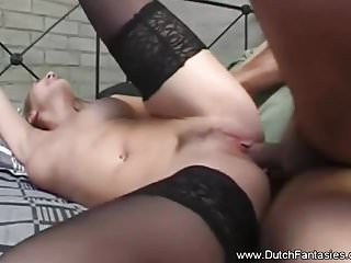 Cumshots Blondes porno: Perfect Polish Body Fucked