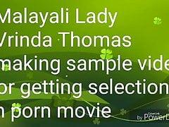Przykładowy film Malayali Girl Vrinda