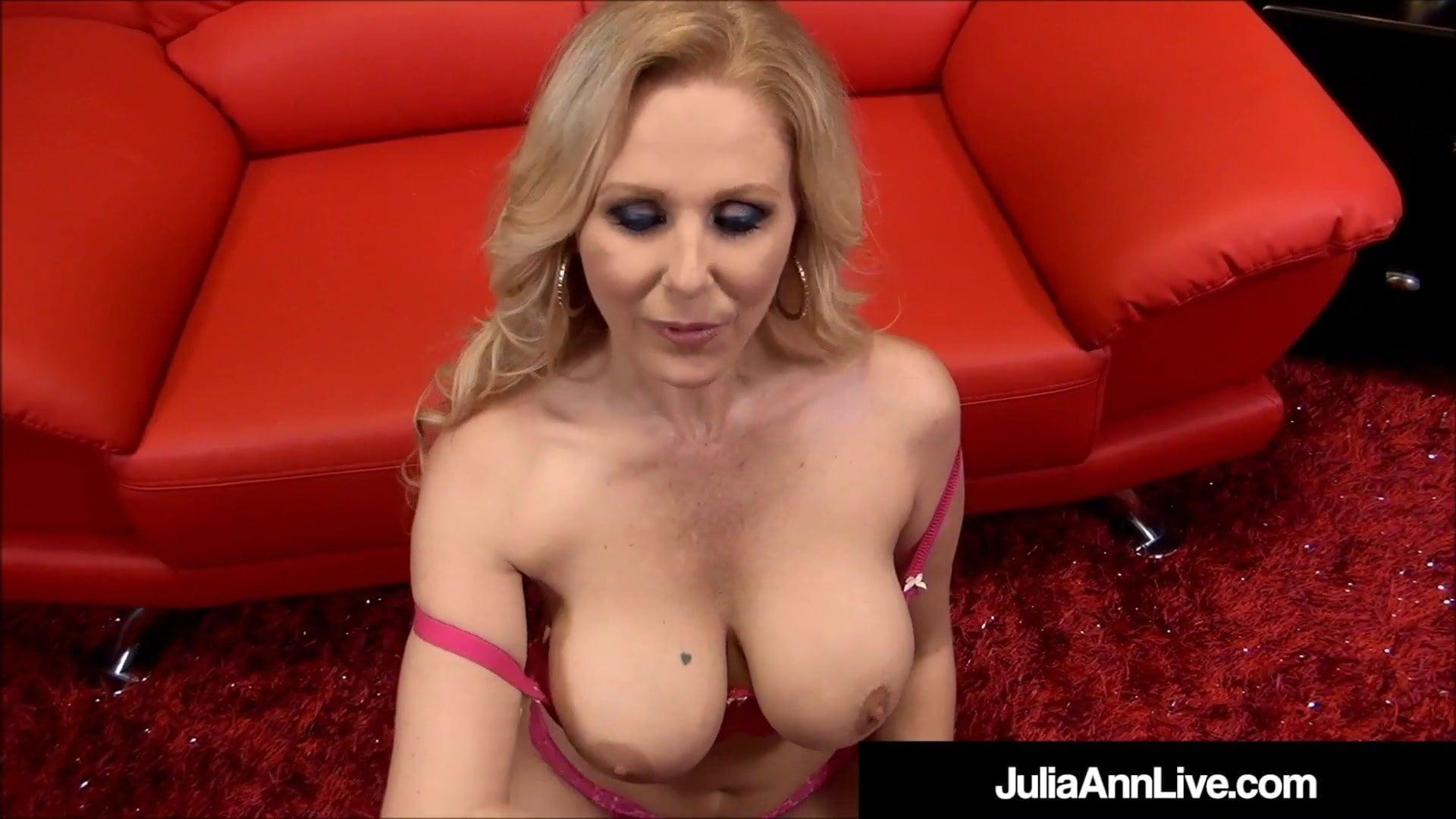 Blue Eyed Milf Julia Ann Jacks Sucks Your Cock Off Jack Wills