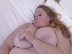 Big busty GILF still want a hard cock
